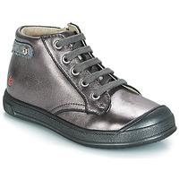 Schoenen Meisjes Hoge sneakers GBB REGINE Violet