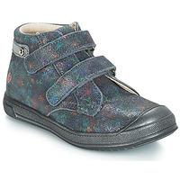 Schoenen Meisjes Hoge sneakers GBB RACHEL Grijs