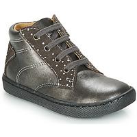 Schoenen Meisjes Laarzen GBB RAYA Vtc / Grijs / Dpf / 2706