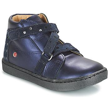Schoenen Meisjes Laarzen GBB RAYMONDE Blauw