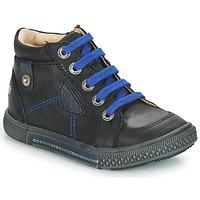 Schoenen Jongens Hoge laarzen GBB RAYMOND Vts / Zwart / Dpf / Stryke