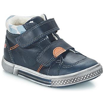 Schoenen Jongens Hoge sneakers GBB ROBERT Blauw
