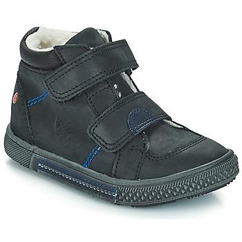 Schoenen Jongens Laarzen GBB ROBERT Zwart