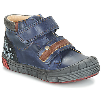 Schoenen Jongens Laarzen GBB REMI Blauw