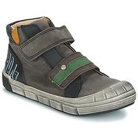 Schoenen Jongens Laarzen GBB REMI Nuv / Grijs - zwart / Dpf / 2831