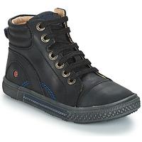 Schoenen Jongens Hoge sneakers GBB RALPH Zwart