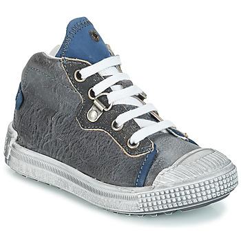 Schoenen Jongens Hoge sneakers GBB RONALD Grijs