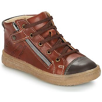 Schoenen Jongens Laarzen GBB NICO Bruin