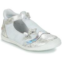 Schoenen Meisjes Ballerina's GBB SERENA Wit