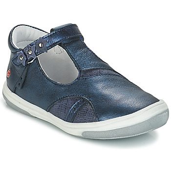Schoenen Meisjes Sandalen / Open schoenen GBB SHAKIRA Blauw