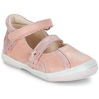 Schoenen Meisjes Sandalen / Open schoenen GBB SYBILLE Vte / Roze / Dpf / Dinda