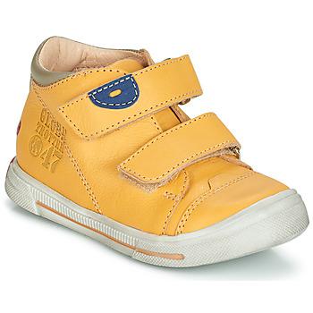 Schoenen Jongens Laarzen GBB SAMY Geel