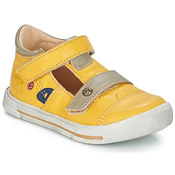 Schoenen Jongens Sandalen / Open schoenen GBB STEVE Geel
