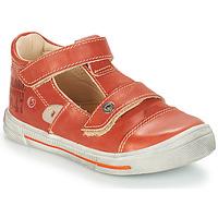 Schoenen Jongens Sandalen / Open schoenen GBB STEVE Vte / Roest / Dpf / Sneeuw