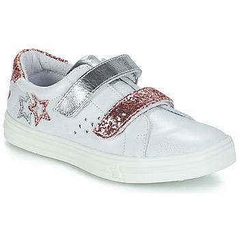 Schoenen Meisjes Lage sneakers GBB SANDRA Wit
