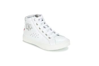 Schoenen Meisjes Hoge sneakers GBB SERAPHINE Wit
