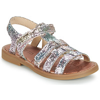 Schoenen Meisjes Sandalen / Open schoenen GBB KATAGAMI Multicolour