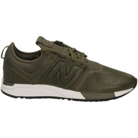 Schoenen Heren Lage sneakers New Balance 247 Leather Groen