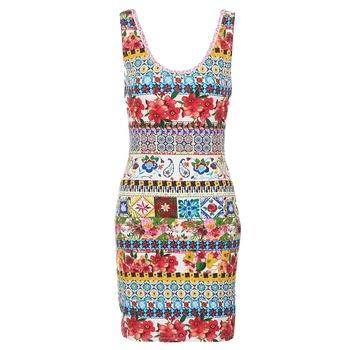 Textiel Dames Korte jurken Desigual OCONDE Multi
