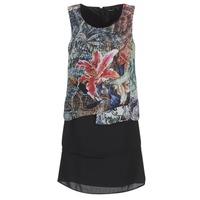 Textiel Dames Korte jurken Desigual OULKE Multicolour