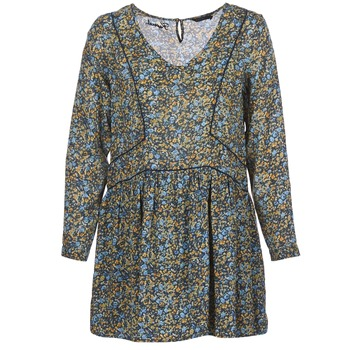 Textiel Dames Korte jurken Kaporal VERA Beige / Multi