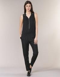 Textiel Dames Jumpsuites / Tuinbroeken Kaporal VEKA Zwart