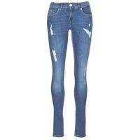 Textiel Dames Skinny jeans Kaporal LOKA Blauw / Medium