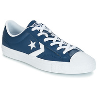 Schoenen Lage sneakers Converse Star Player Ox Leather Essentials Marine