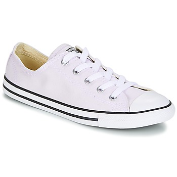 Schoenen Dames Lage sneakers Converse Chuck Taylor All Star Dainty Ox Canvas Color Wit
