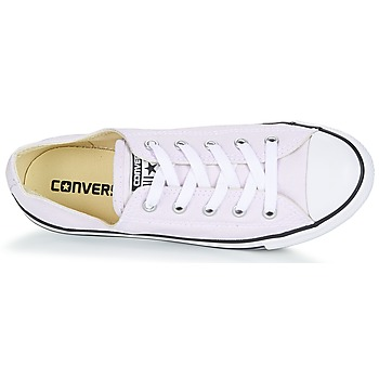 a1bb13fc58b 60% OFF Schoenen Dames Lage sneakers Converse Chuck Taylor All Star Dainty  Ox Canvas Color