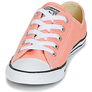b0fd232fb4c Schoenen Dames Lage sneakers Converse Chuck Taylor All Star Dainty Ox Canvas  Color Roze 85%
