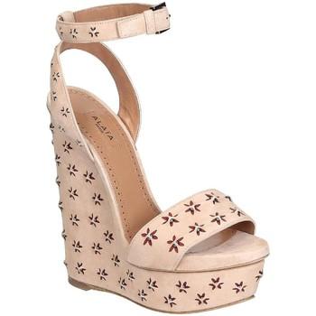 Schoenen Dames Sandalen / Open schoenen Alaa 6E3X842CC06 Nudo