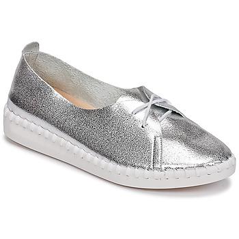 Schoenen Dames Derby LPB Shoes DEMY Zilver