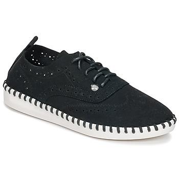Schoenen Dames Espadrilles Les Petites Bombes DIVA Zwart