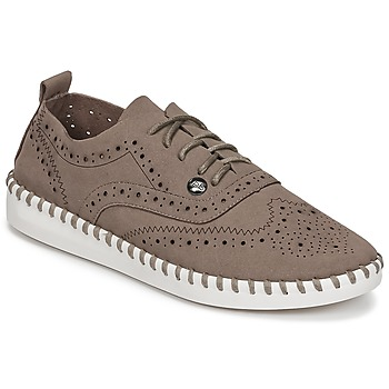 Schoenen Dames Derby LPB Shoes DIVA Taupe
