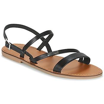 Schoenen Dames Sandalen / Open schoenen Les Tropéziennes par M Belarbi BADEN Zwart