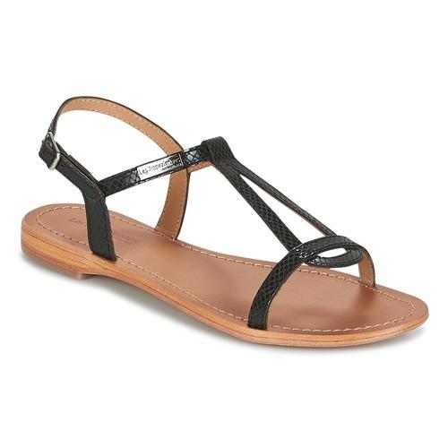 Schoenen Dames Sandalen / Open schoenen Les Tropéziennes par M Belarbi HAMAT Zwart