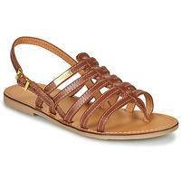 Schoenen Dames Sandalen / Open schoenen Les Tropéziennes par M Belarbi HERILO Bruin