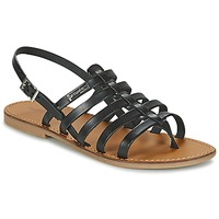 Schoenen Dames Sandalen / Open schoenen Les Tropéziennes par M Belarbi HERILO Zwart