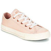 Schoenen Meisjes Lage sneakers Converse Chuck Taylor All Star Ox Fashion Leather Oranje / Clair