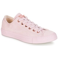 Schoenen Dames Lage sneakers Converse Chuck Taylor All Star-Ox Roze