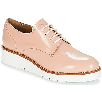 Schoenen Dames Derby Sweet Lemon BEATA Roze