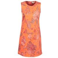 Textiel Dames Korte jurken Derhy ANTILLAIGAN Oranje