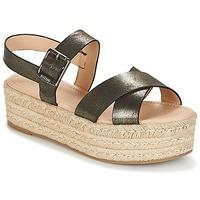 Schoenen Dames Sandalen / Open schoenen MTNG VATIXIO Zwart
