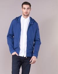 Textiel Heren Windjack Serge Blanco MONTREAL Blauw