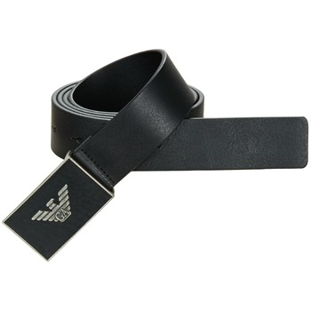 Accessoires Heren Riemen Emporio Armani WALFAI POULTE Zwart