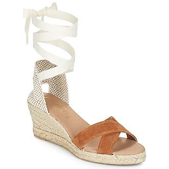 Schoenen Dames Sandalen / Open schoenen Betty London IDILE Bruin