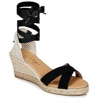 Schoenen Dames Sandalen / Open schoenen Betty London IDILE Zwart