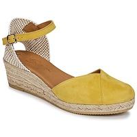 Schoenen Dames Sandalen / Open schoenen Betty London INONO Geel
