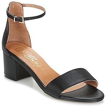 Schoenen Dames Sandalen / Open schoenen Betty London INNAMATA Zwart